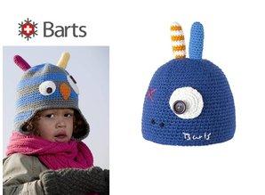 Barts Kindermuts model Beastie boy blue