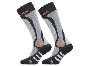 Sinner Skisokken Sinner 2 pack Pro Socks