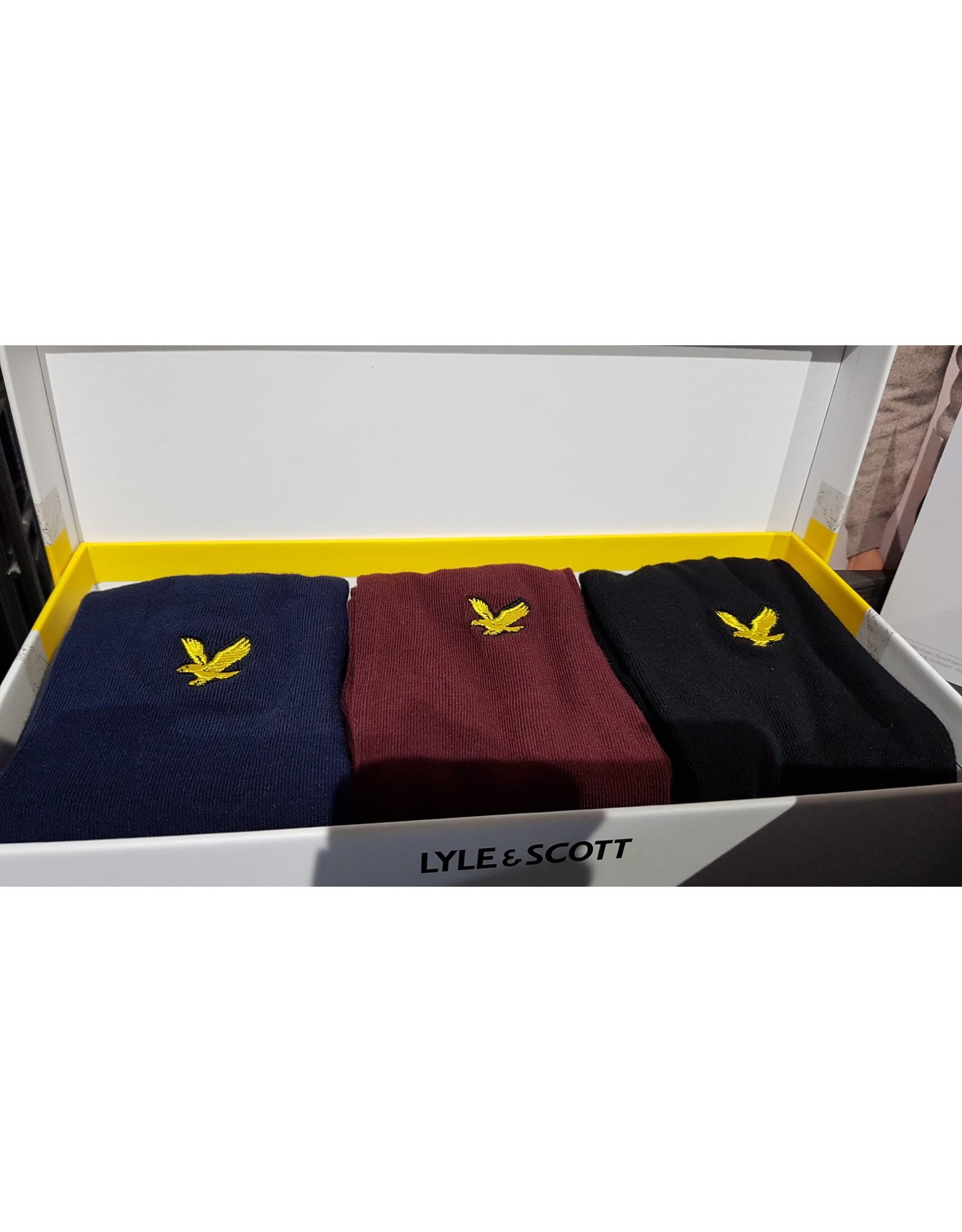 Lyle & Scott Sokkenbox Lyle&Scott