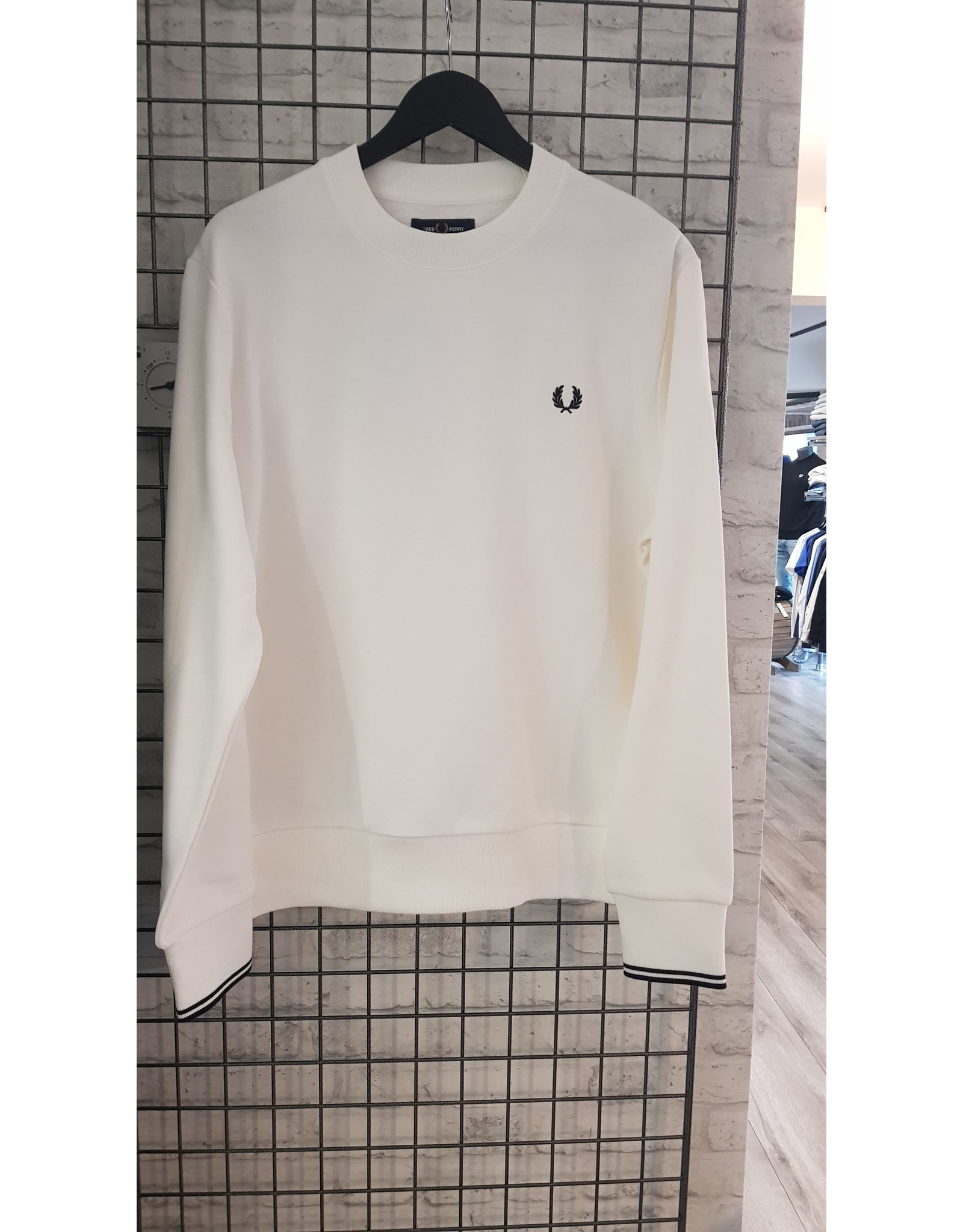 Fred perry Sweater Fred Perry Snow white