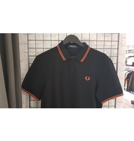 Fred perry Polo Fred Perry Black/rust