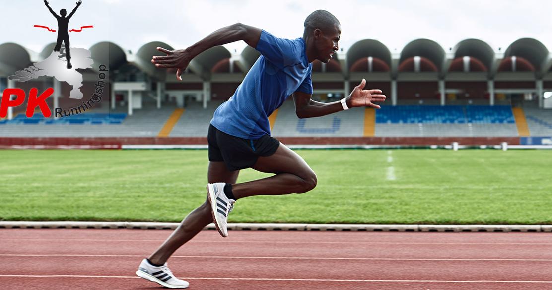 Sprinttraining hardlopen