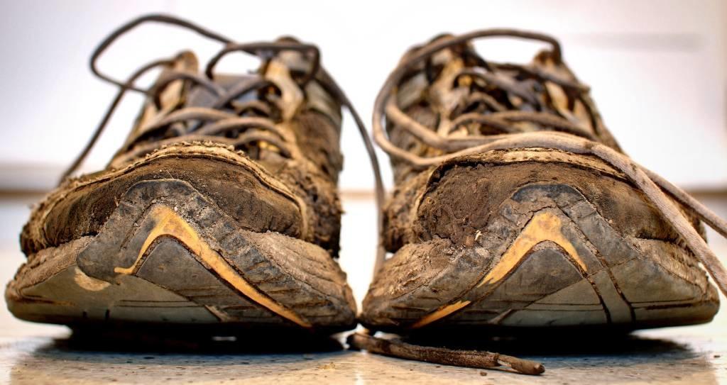 Hardloopschoenen vervangen km