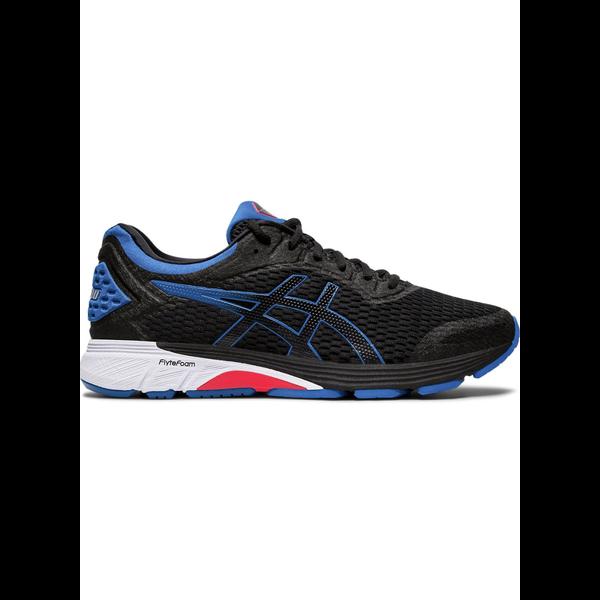 Asics Gt 4000 Heren 002 Zwart/Blauw/Rood