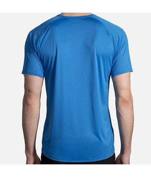 Brooks Brooks Shirt Stealth Heren 422 Blauw