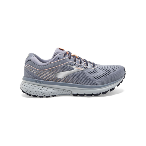 Brooks Brooks Ghost 12 Dames 018 Grijs/Roze