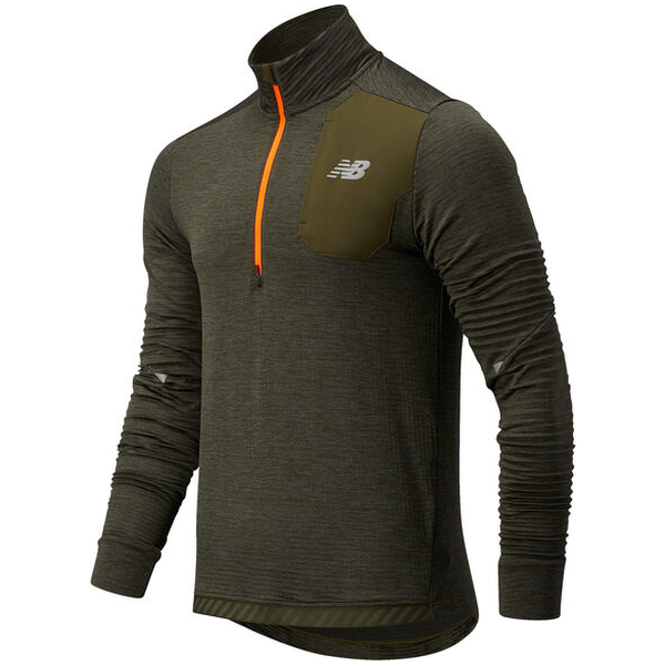 New Balance Impact Run Shirt Heren