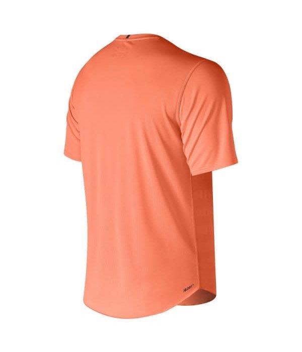 New Balance New Balance Shirt Korte Mouw Speed Heren