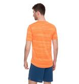 New Balance New Balance Speed Fuel Shirt Heren  Dh1 Oranje
