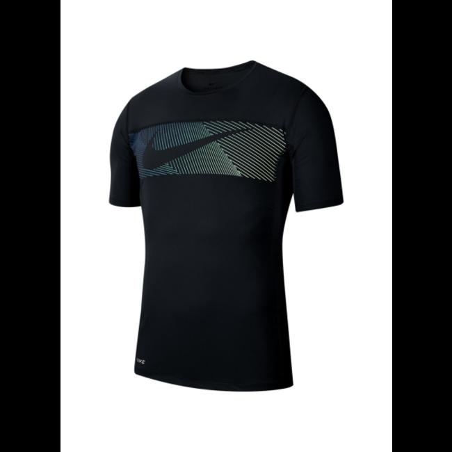 Nike Nike Graphic Training Shirt Heren
