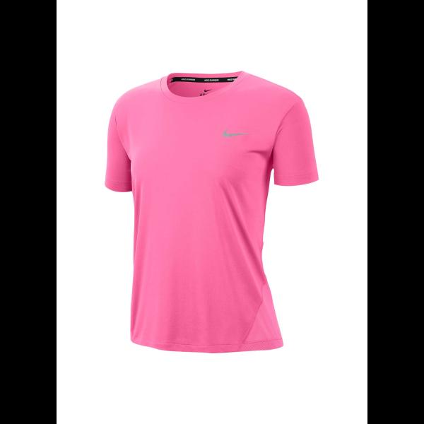 Nike Miler Shirt Dames  607 Roze