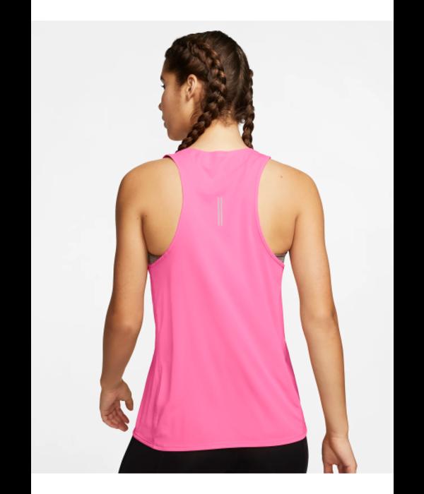 Nike Nike Miler Singlet Dames  607 Roze