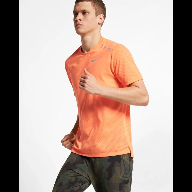 Nike Nike Shirt Breathe Rise Heren