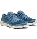 Saucony Saucony Guide Iso 2 Dames  41 Licht Blauw / Wit
