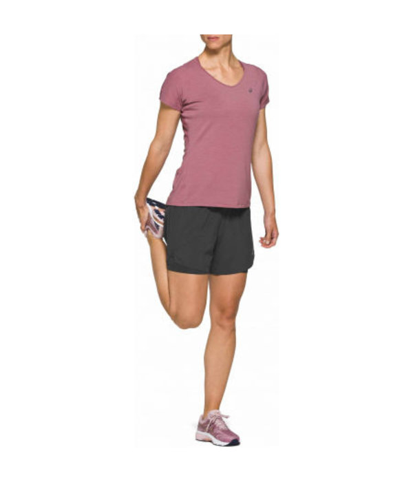 ASICS Asics V-Neck Top Dames