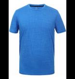 Rukka Rukka Heren Hardloopshirt korte mouwen blauw