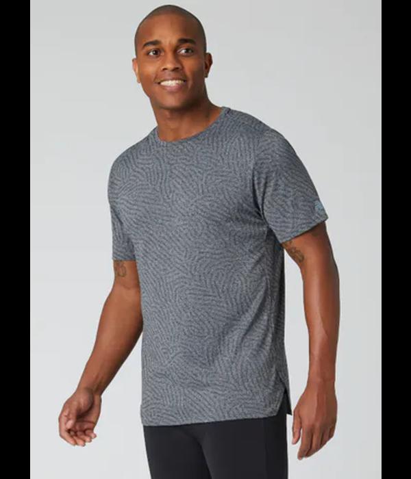 New Balance New Balance Speed Jaquard Shirt Heren