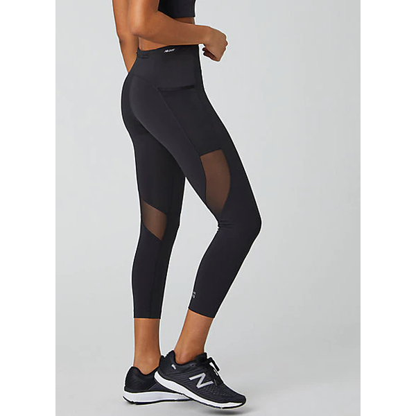 New Balance Impact Run Crop Dames