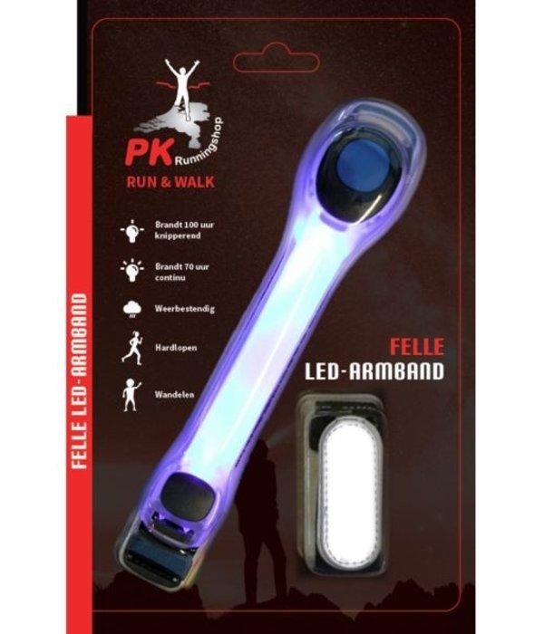 PK Runningshop Hardloop Led Armband