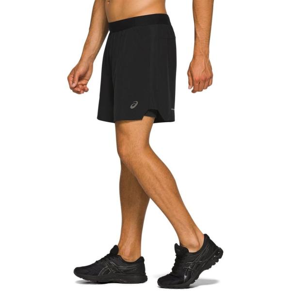 Asics 2-in-1  Shorts Heren