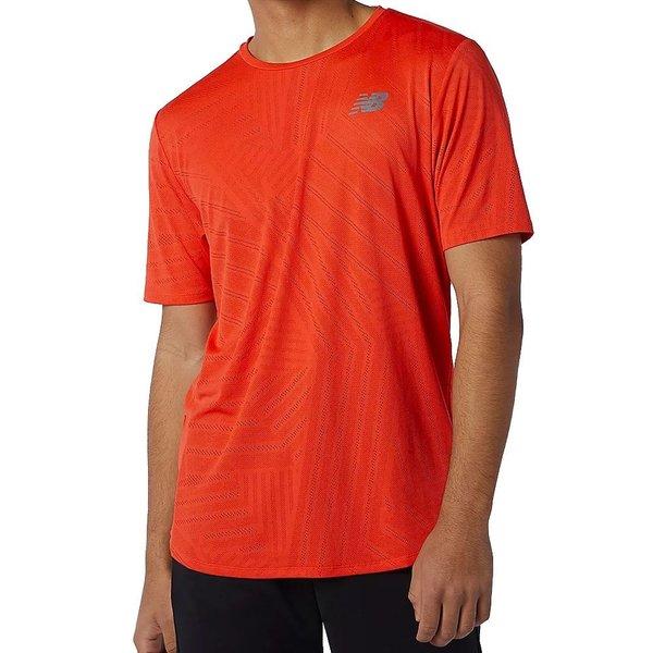 New Balance Shirt Q Speed Heren