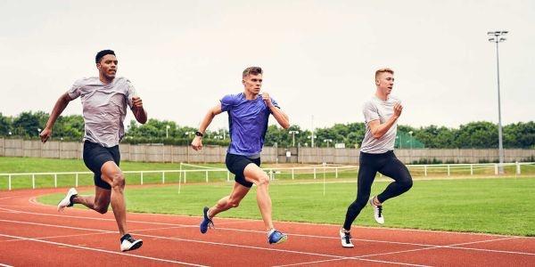 Sneller worden met hardlopen!