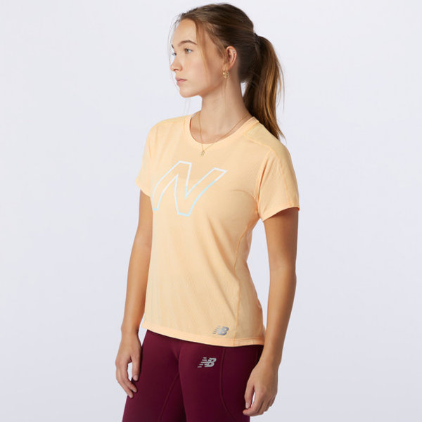 New Balance Shirt Print Dames