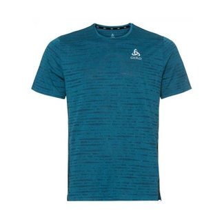Odlo Odlo Shirt Zeroweight Heren Blauw