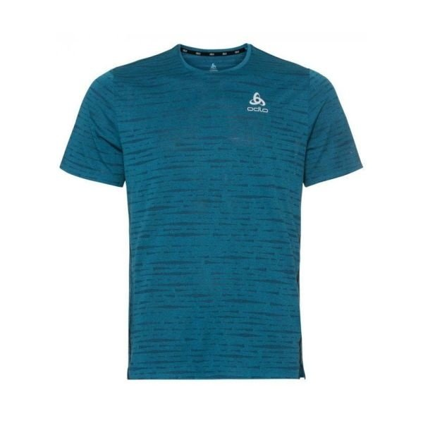Odlo Shirt Zeroweight Heren Blauw