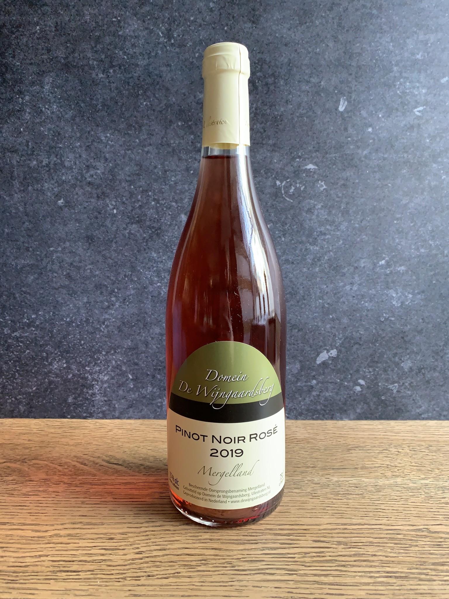 De Wijngaardsberg Pinot Noir Rosé-1