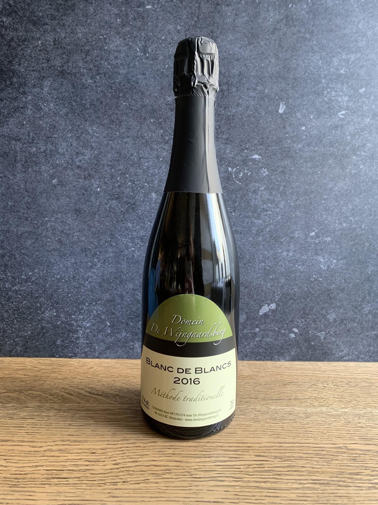 De Wijngaardsberg Brut Blanc de Blanc-1