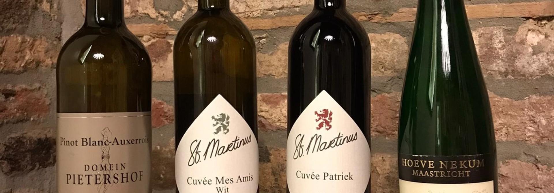 Bijpassende wijnen 4 gangen kerstmenu