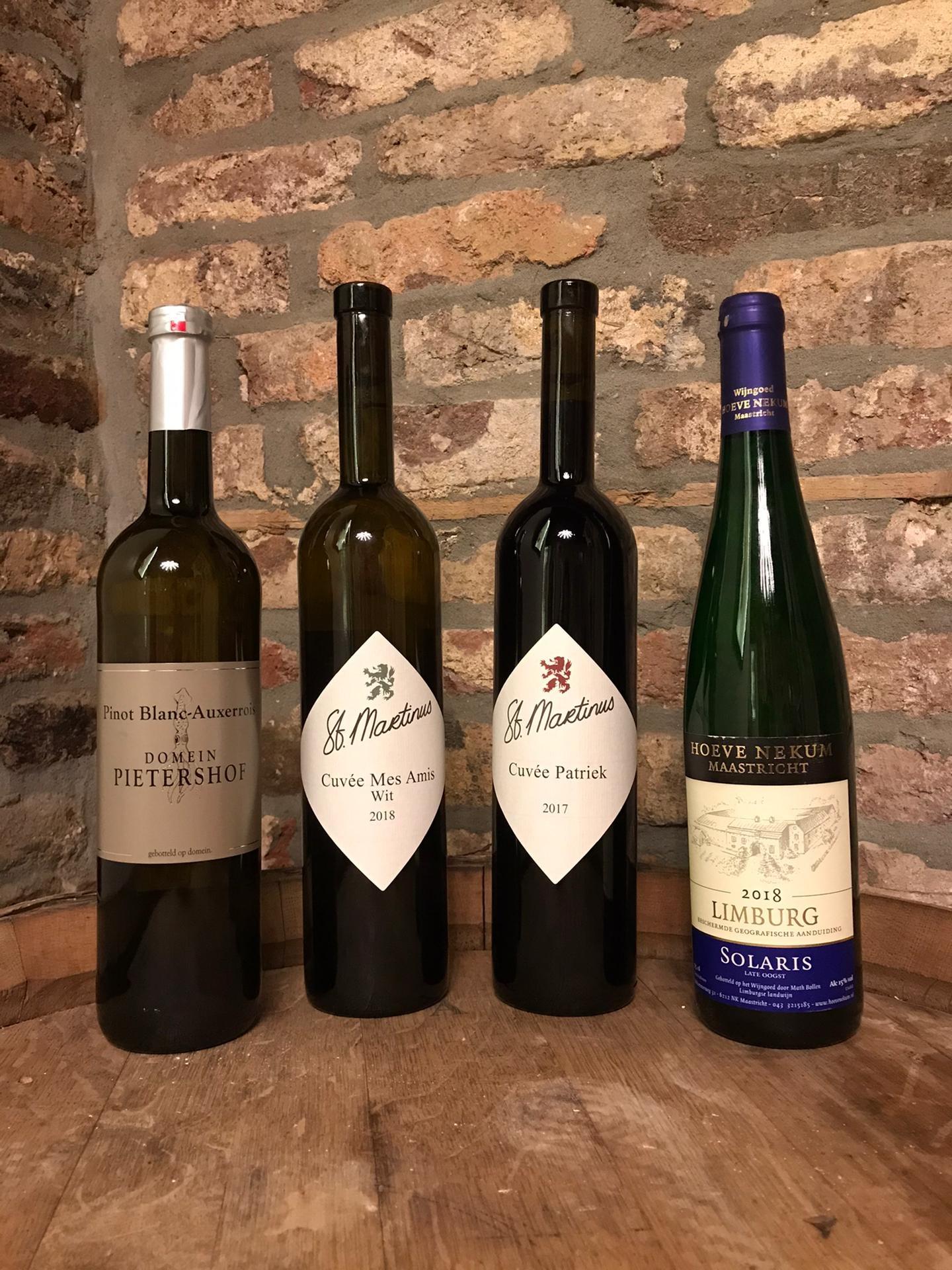 Bijpassende wijnen 4 gangen kerstmenu-1