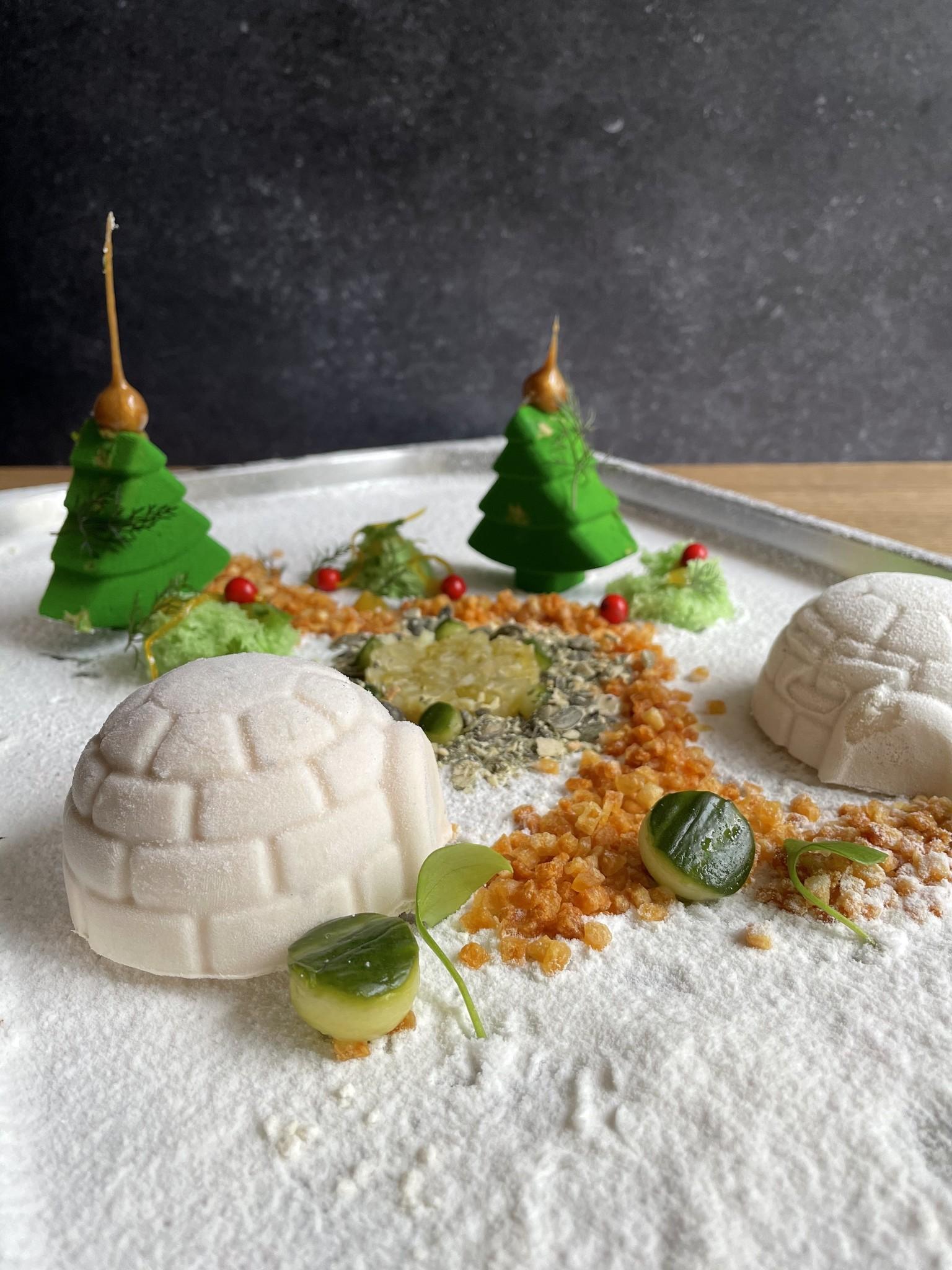 Kerstmenu vegetarisch 5 gangen-2