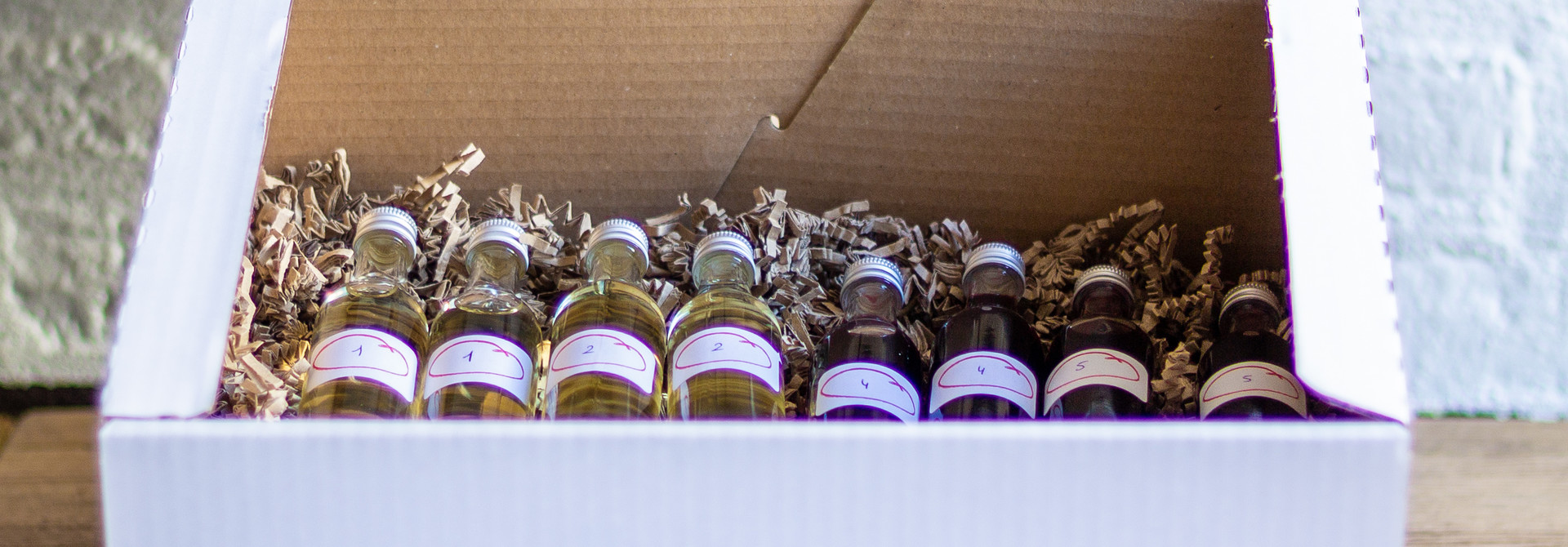 Wijnproeverij 4 wijnen