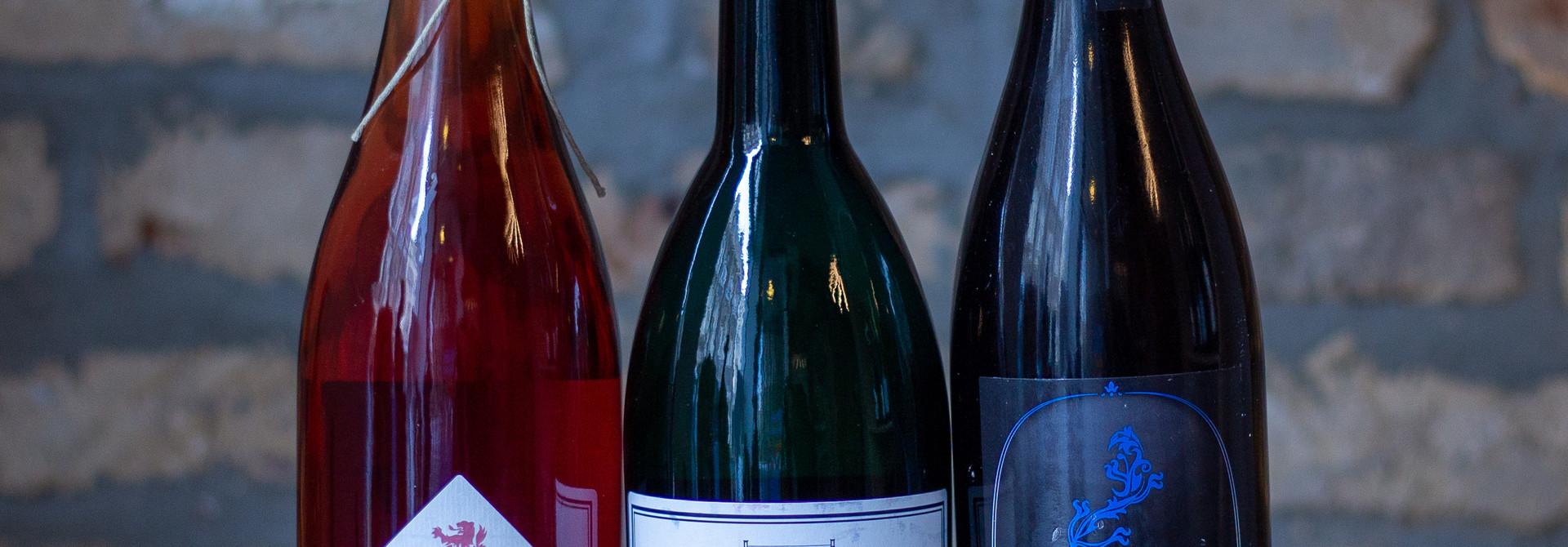 Limburgse luxewijnen in een pakket: rosé, rood en wit!
