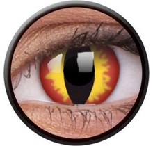 Dragon Eyes 14mm Crazy Colored Contact Lenses (1 year)