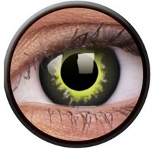 Eclipse 14mm Crazy Colored Contact Lenses (1 year)