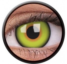 Mad Hatter 14mm Crazy Colored Contact Lenses (1 year)