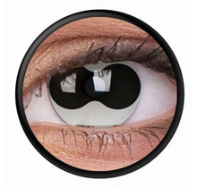 Split Eye 14mm Crazy Colored Contact Lenses (1 year)