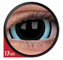 Nebulos 17mm Crazy Colored Contact Lenses (1 year)