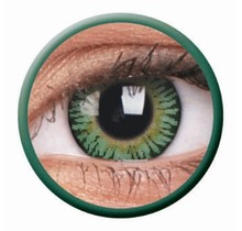 3Tones Green 14mm Fashion Colored Contact Lenses (3 months)