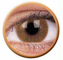 Basic Honey 14mm Fashion Colored Contact Lenses (3 months)