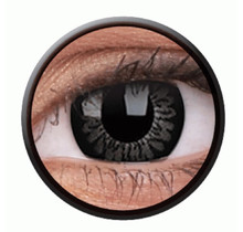 BigEyes Dolly Black 14mm Colored Contact Lenses (3 months)