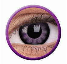 BigEyes Ultra Violet 14mm Colored Contact Lenses (3 months)