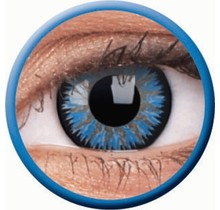 Fusion Glamour Aqua 14mm Colored Contact Lenses (3 months)