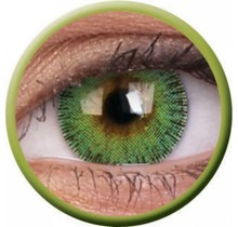 Fusion Yellow Green 14mm Colored Contact Lenses (3 months)