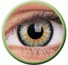 Glamour Green 14mm Fashion Colored Contact Lenses (3 months)