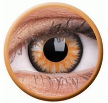Glamour Honey 14mm Fashion Colored Contact Lenses (3 months)