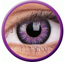 Glamour Violet 14mm Fashion Colored Contact Lenses (3 months)